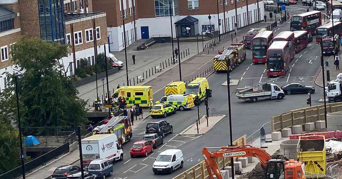Live updates as man is pulled from river in Lewisham town centre - MyLondon