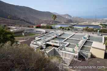 L'impianto depuratore di Adeje-Arona raddoppia la propria capacità - ViviTenerife e ViviGranCanaria