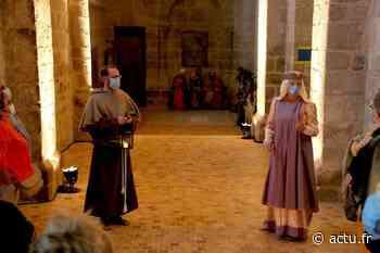 Mayenne. Basilique d'Evron. Il reste trois visites guidées - actu.fr