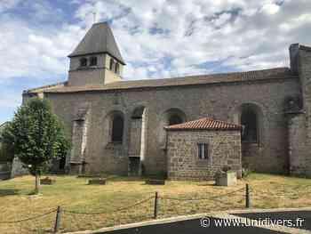 Visite guidée d'une église du XIIIe siècle Église Saint-Silvain-Bellegarde Saint-Silvain-Bellegarde - Unidivers