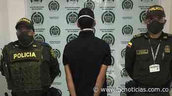 En Belalcázar capturaron a un presunto homicida - BC NOTICIAS - BC Noticias