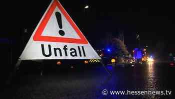 B252: Frau kommt bei Verkehrsunfall in Waldeck Frankenberg ums Leben - Hessennews TV