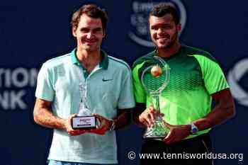 On this day: Jo-Wilfried Tsonga edges Roger Federer for second Masters 1000 crown - Tennis World USA