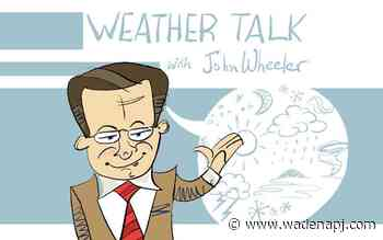 Weather Talk: There is big hail and there is huge hail - Wadena Pioneer Journal