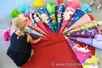 Überblick über die Einschulungsfeiern an den Grundschulen in Haltern - Halterner Zeitung