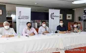 HOY / Cultura anunció a los ganadores del Premio Natalicio Talavera - Hoy - Noticas de Paraguay y el Mundo.