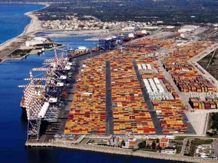 Porto Gioia Tauro, Regione ottiene 50 mln da piano investimenti governo - Strill.it