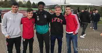 Kaarst: Bright Akwo Arrey-Mbi gibt Profi-Debüt für den FC Bayern München - Westdeutsche Zeitung