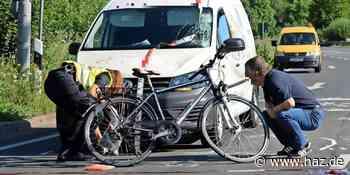 Ronnenberg: Unbekannter Radfahrer stirbt nach Unfall auf der B65 - Hannoversche Allgemeine