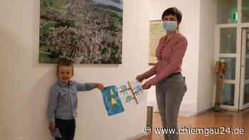 Prien: Malwettbewerb für Kinder - Sieger stehen fest - chiemgau24.de
