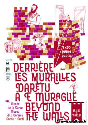 Parcours accompagné destiné au jeune public Musée de la Corse Corte - Unidivers