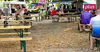 Bierstadter Pop-up-Bier-und-Weingarten am Wartturm kommt an