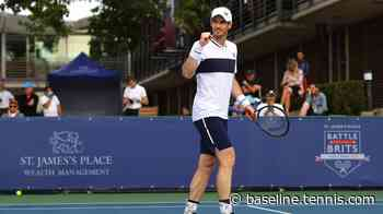 Baseline: QUIZ: Andy Murray's US Open history - Baseline