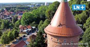 Bad Segeberg: Das Hotel im Wasserturm empfängt jetzt Gäste - Lübecker Nachrichten