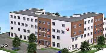 Millionenprojekt: Neues Jobcenter für Bad Segeberg – LN - Lübecker Nachrichten