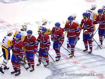 Canadiens open playoffs against Flyers on Wednesday