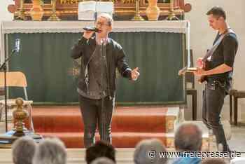 Sommerkirche findet musikalischen Abschluss - Freie Presse