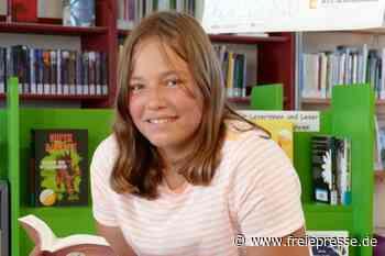 Junge Leseratte macht Dutzend voll - Freie Presse