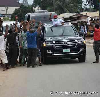 Kalu storms Aba for Tonimas tomorrow – The Sun Nigeria - Daily Sun