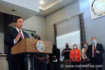 Coronavirus.- Florida confirma 182 fallecidos en las últimas horas, más de 120 muertos diarios por sexto día consecutivo - www.notimerica.com