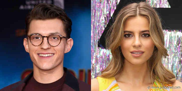 Tom Holland Admires 'Stunning' Girlfriend Nadia Parkes on Instagram
