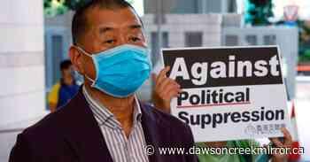 Hong Kong media tycoon Jimmy Lai arrested under security law - Dawson Creek Mirror