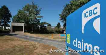 ICBC pandemic response measures expire August 20 - Dawson Creek Mirror