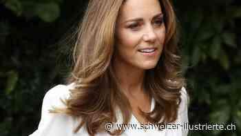 Haar-Trend: Kate Middleton hat eine neue Frisur mit Balayage - Schweizer Illustrierte