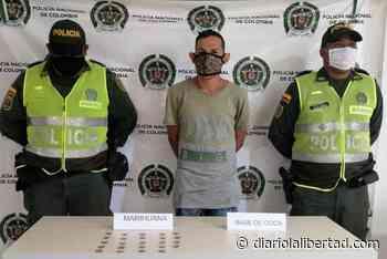 En Plato, Cayó 'jíbaro' con 27 dosis de cocaína y marihuana - Diario La Libertad