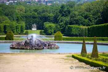 Le parc de Champs, 300 ans d'histoire dimanche 5 juillet 2020 - Unidivers