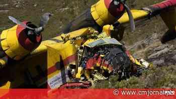 """Socorro a vítimas do Canadair que se despenhou no Gerês chegou """"em 8 minutos"""" - Correio da Manhã"""