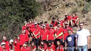 Un chantier à Salveplane pour les scouts de Melun - Midi Libre