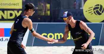 "Beachvolleyball: ""Road to Timmendorfer Strand"" LIVE im TV, Stream - SPORT1"