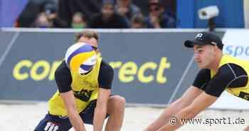 Beachvolleyball: Kampf um die DM am Timmendorfer Strand in Düsseldorf - SPORT1