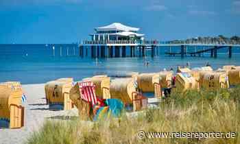 Ostsee: Timmendorfer Strand bittet Tagesgäste, fernzubleiben - Reisereporter