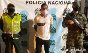 """Soldados y la Policía logran la captura de alias """"Orejas"""" en Bosconia, Cesar - Diario La Libertad"""