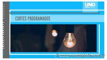 Cortes programados por EPE - Uno Santa Fe