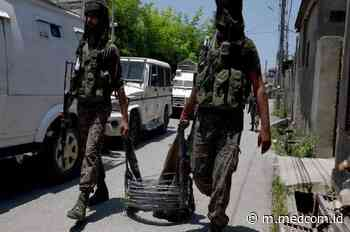 Pasukan India Bunuh Tiga Militan di Srinagar Kashmir - Medcom ID