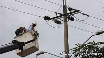 Mañana se suspenderá el servicio de energía en Aguazul - Noticias de casanare - La Voz De Yopal