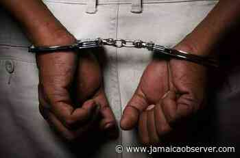 One of five men nabbed after Kingston shooting - Jamaica Observer