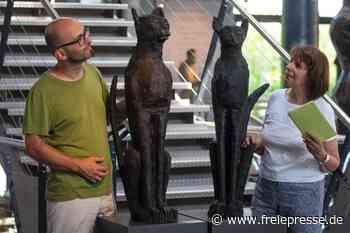 Heißer Sommertag kontra mythische Katzen - Freie Presse