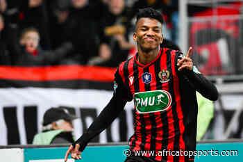 Foot Afrique OGC Nice : Blessure au genou pour Hicham Boudaoui - Africa Top Sports