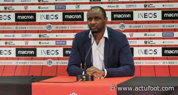 """""""On attend Patrick Vieira (OGC Nice) au tournant"""" - Actufoot"""