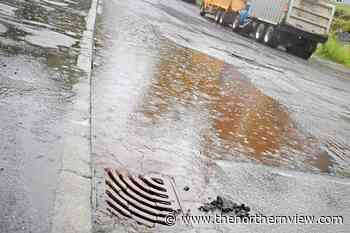 Oily rain runoff down the drain causes concern for Prince Rupert residents - Prince Rupert Northern View
