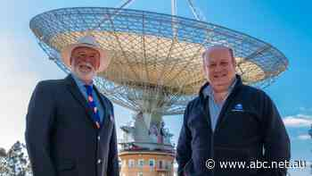 The Dish lands on the National Heritage List