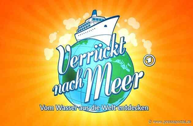 """Das Erste: Schiff ahoi: 44 neue Folgen """"Verrückt nach Meer"""" ab 23. September 2020 immer montags bis freitags um 16:10 Uhr im Ersten"""