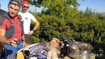 Millau : la Pouncho'clock, un défi réservé aux traileurs les plus fous - Midi Libre