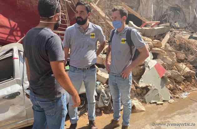 Beirut: Familien brauchen mehr als ein Dach über dem Kopf - Help stärkt die Selbsthilfe der Menschen im Libanon