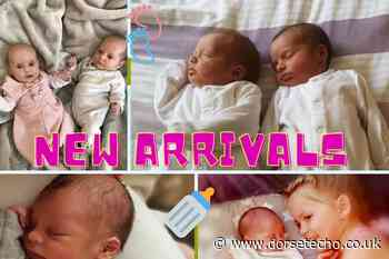 Gorgeous babies born to Weymouth and Shaftesbury families including two sets of twins - Dorset Echo