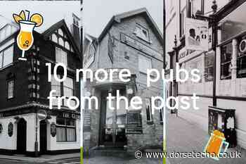 Another 10 images of Weymouth pubs from the Echo's archives - Dorset Echo